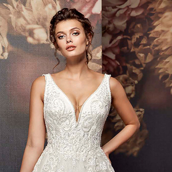 Large Sıze Weddıng Dresses